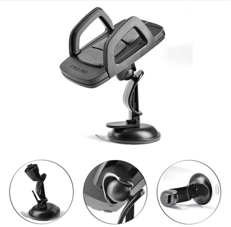 universial Suction Stand for Mobile Phones 01