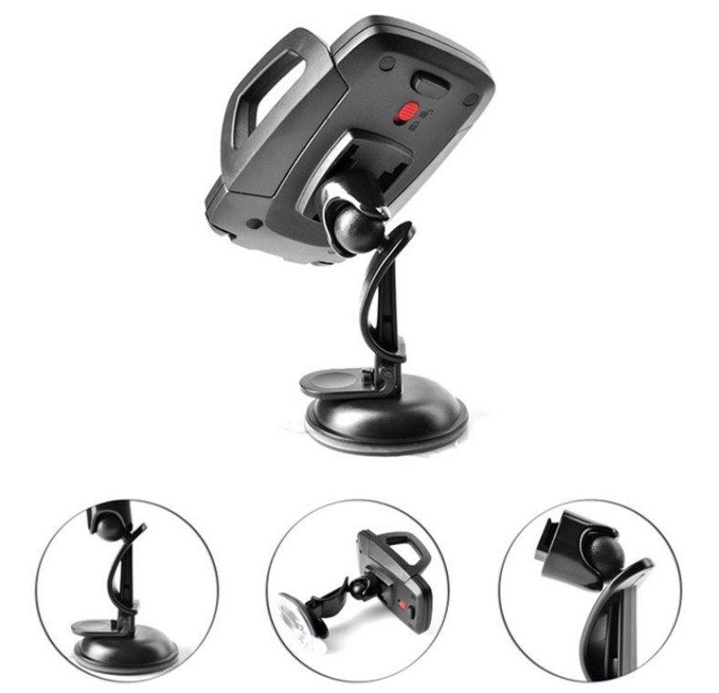 universial Suction Stand for Mobile Phones 02
