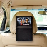 Car Headrest Mount for Amazon Kindle Fire 7 Tablet + Stand Cover Case with 3M Velcro