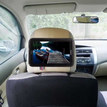 Car Headrest Mount Samsung Galaxy Tab 2 7.0 P3100 Case Holder
