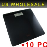Digital Bathroom Body Scale Weight  Large LCD Screen Scale