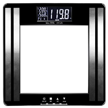 Digital Body scale Fat Scale Large Platfrom Large LCD Screen