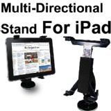 Adjustable Car headrest Mount for iPad2
