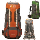 Mountaineering bags shoulder backpack Outdoor luggage travel package