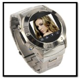 Mobile Watch Phone Cellphone Camera Bluetooth MP3 MP4
