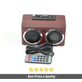 LEONA Intelligent Rechargeable Portable Speaker FM Radio/USB/Micro SD/TF/MP3