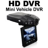 "120 Angle 2.5""TFT LCD 180°Lens Rotation 270°Screen 1080P HD Portable Car DVR"