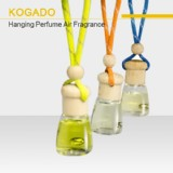 Kogado Japanese Auto/Car/Truck/Home Hanging Perfume Air Freshener Fragrance 8ml