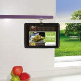 Adjustable Kitchen Shelf or Cabinet Mount for Samsung Galaxy Tab 2 10.1 P5100