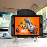 TFY Car Headrest Mount for iPad Mini & iPad Mini 2 (iPad Mini with Retina Display)