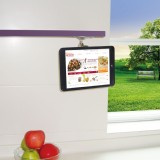 Adjustable Kitchen Shelf or Cabinet Mount for iPad Mini