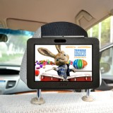 "TFY Car Headrest Mount for Kindle Fire HD 8.9"" Tablet Attractive PU Leather- Safe for Kids"