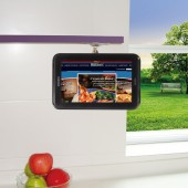 Adjustable Kitchen Cabinet Mount for Samsung Galaxy Tab 2 7.0 P3100