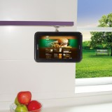 Adjustable Kitchen Shelf Cabinet Mount for Samsung Galaxy Tab 7.0 Plus P6200