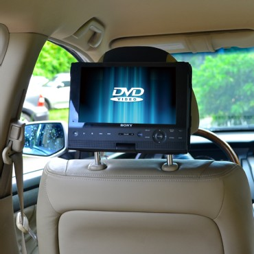 Car Headrest Mount for Sony BDPSX910 Portable Blu-ray Player