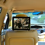 TFY Universal Car Headrest Mount for 9-11 Inch Tablets
