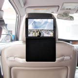 TFY Car Headrest Mount for iPad Mini Folio PU Leather Stand Case
