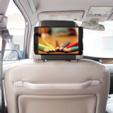 TFY Car Headrest Mount for Google Nexus 7 2013 Attractive PU Leather- Safe for Kids