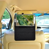 TFY Car Headrest Mount with PU Leather Stand Case for Samsung Galaxy Tab 3 8.0 T310
