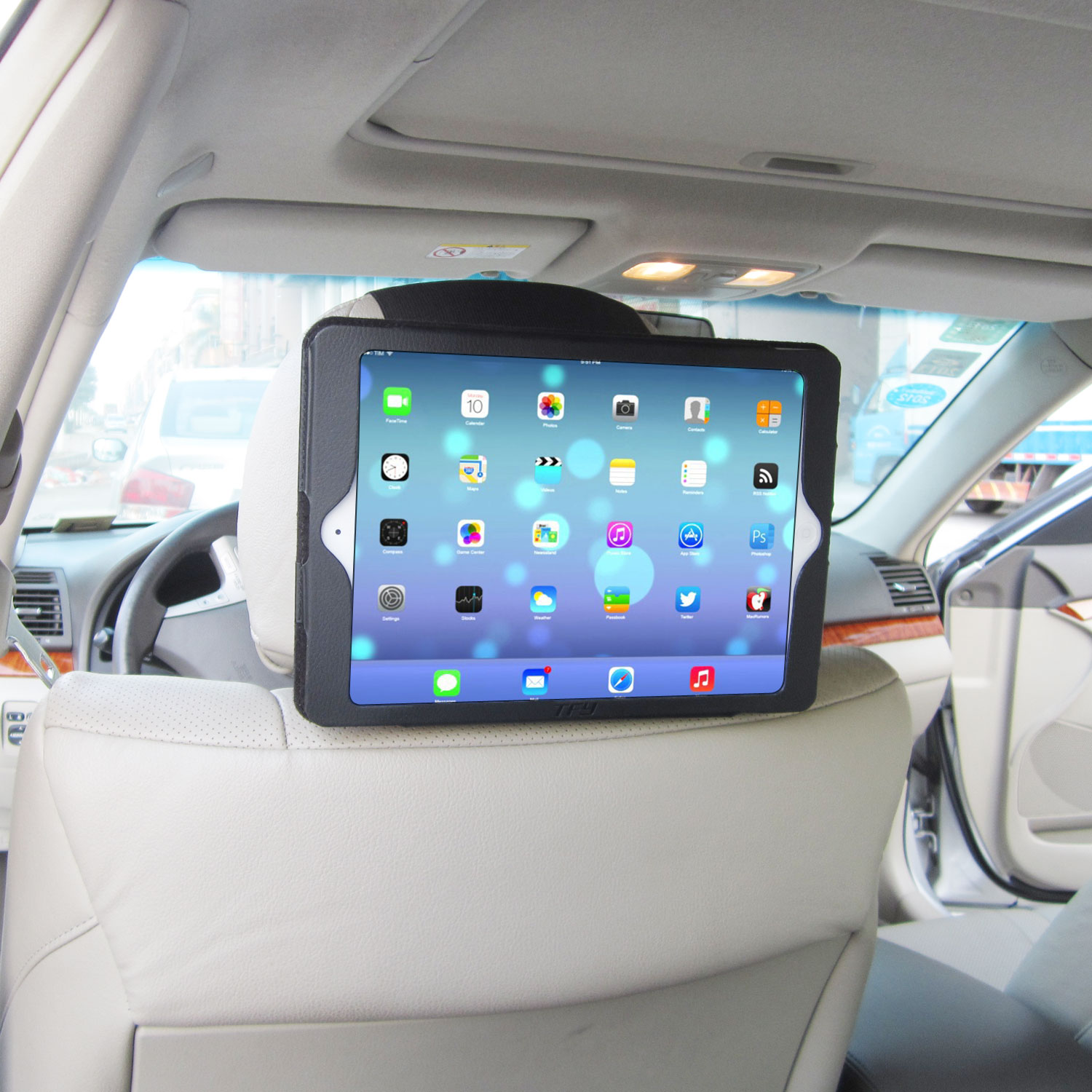 New Universal 7 10 1 Car Back Seat Headrest Mount Tablet Support Holder Stand For Ipad
