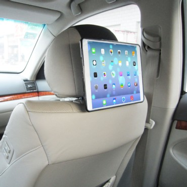 TFY Car Headrest Mount Case Holder for iPad Air/iPad 5