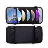 TFY Car Visor Organizer. Triple-layer, 30 CD/DVD Disk Storage Holder