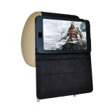 TFY PU Leather Car Headrest Mount with Portable Stand Case for Google Nexus 7 2012