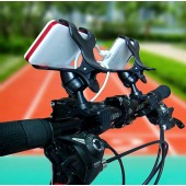 Universal Bicycle Mount for iPhone , Samsung Galaxy and other Mobile Phones