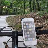 Bike Bicycle Mount Holder for iPhone and Samsung Galaxy Mobile Phones