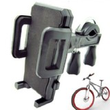 Double-Lock Style Universal Bike Bicycle Mount for Smart Phones and GPS