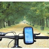 Water Resistant Bike Mount Bicycle Holder for iPhone and Samsung Galaxy Mobiles