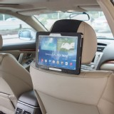 TFY Samsung Galaxy Note 10.1 2014 Edition & Tab PRO 10.4 Car Headrest Mount Holder