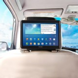 TFY Car Headrest Mount for Samsung Galaxy Tab 3 (10.1 Inch) P5200,Black