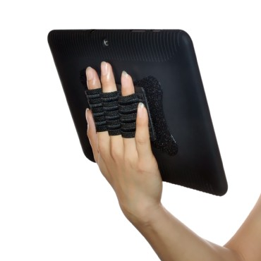Attractive Caes Cover with Handstrap for Samsung Galaxy Tab  3 (10.1 Inch) P5200)
