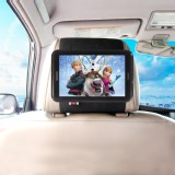 TFY Car Headrest Mount for Samsung Galaxy Tab 3 (8 Inch) T310,Black