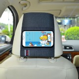 TFY Car Headrest Mount for Samsung Galaxy S5 (G900),Fast-Attach Fast-Release