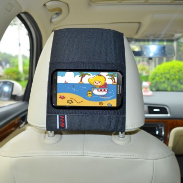TFY Car Headrest Mount for Samsung Galaxy Note 3 (N900),Fast-Attach Fast-Release