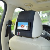 TFY Car Headrest Mount for iphone 4 & iphone 4S,Fast-Attach Fast-Release