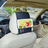 TFY Car Headrest Mount for Samsung Galaxy Mega 6.3 (I9200),Fast-Attach Fast-Release