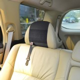 TFY Vehicle Headrest  Velcro-Strap - Accessory for TFY See-My-Baby Rear Facing Car Seat  Mirror