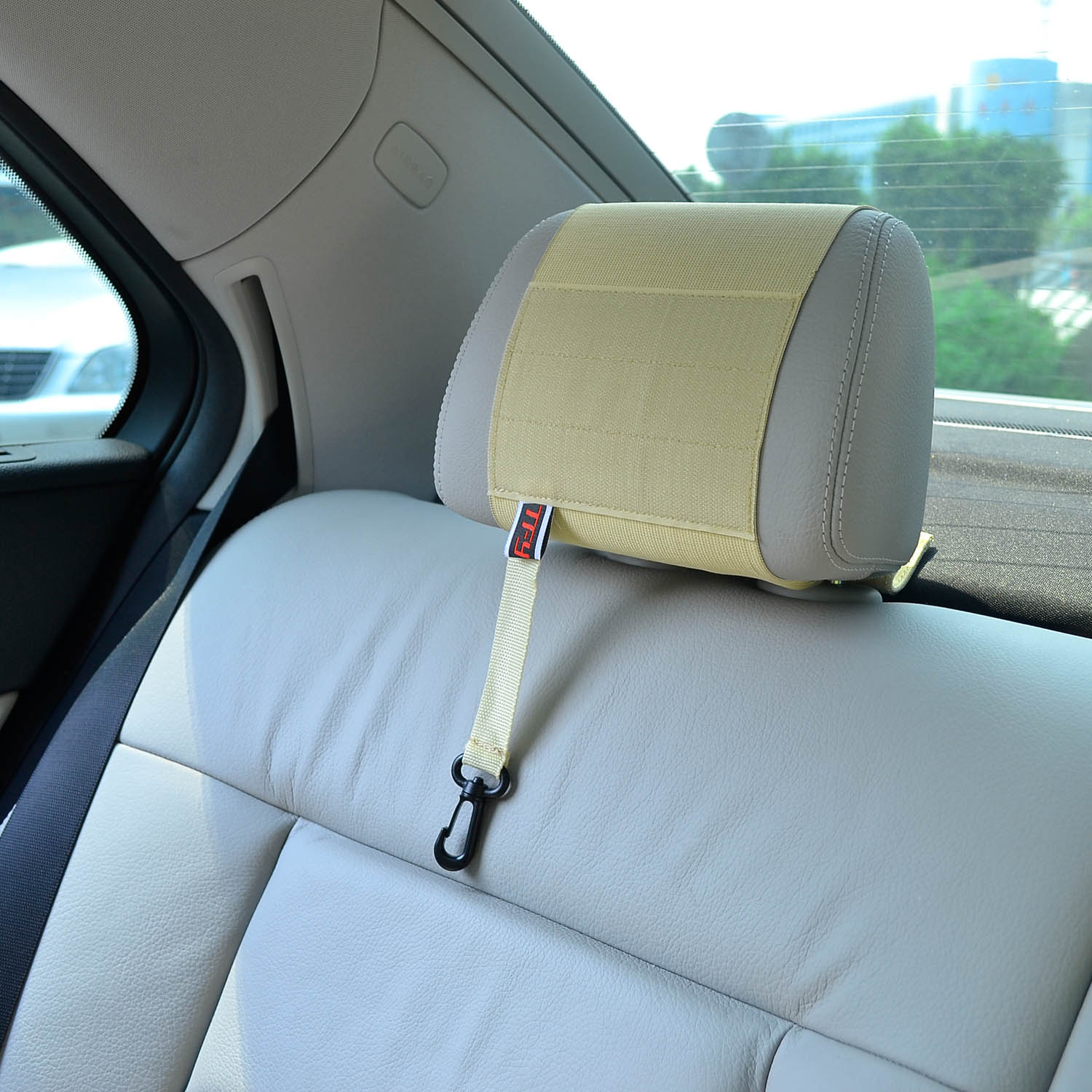 TFY Vehicle Headrest Velcro-Strap - Accessory for TFY See-My-Baby ...