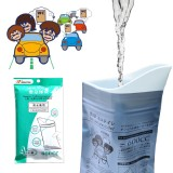 TFY 4 X Portable,disposable,unisex Urinal Bag for Travel and Outdoor Activity