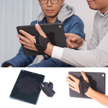 TFY Hand-Strap and Case for iPad