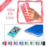 TFY Slim Fit Case Cover with Hand Strap for iPhone 6 and iPhone 6 Plus