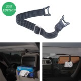 Wanpool In-Car Mounting Strap For Tissue/ Paper Napkin Box Holders