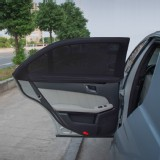 TFY Universal Side Window Sunshade - Fit most of  Car Models - 2 Piece