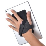 TFY Hand-Strap Velcro Adhesive Patch - DIY Hand-Strap for Smartphone, Tablet PC and More