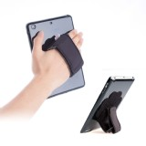 TFY Padded Hand-Strap plus Tablet PC Cover Case for iPad Mini 4 - Black