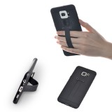 TFY Hand Strap Holder Stand with Soft Case Cover for SAMSUNG