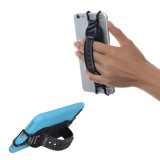 TFY Smartphone Security Hand Strap Holder with Belt- Stand